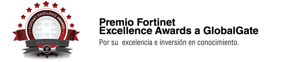 Fortinet Excellence Awards